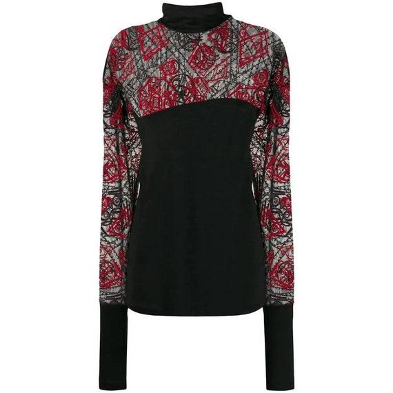 90s Romeo Gigli blouse