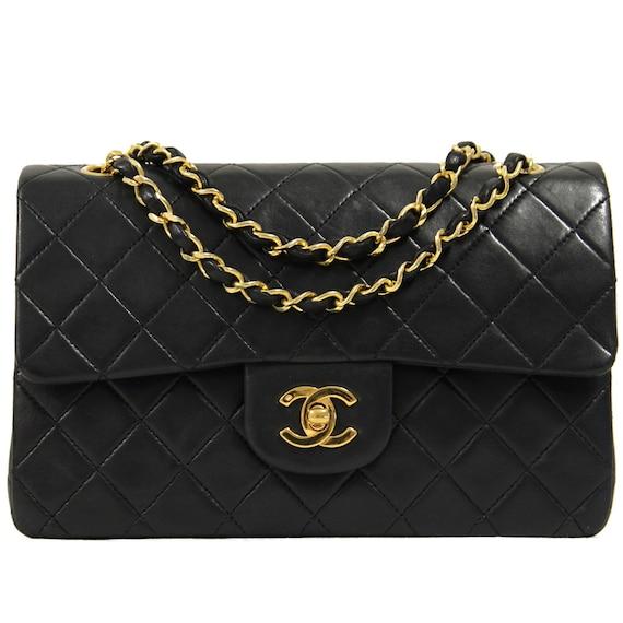 0b549b870436cc Chanel 2.55 bag 23 cm | Etsy