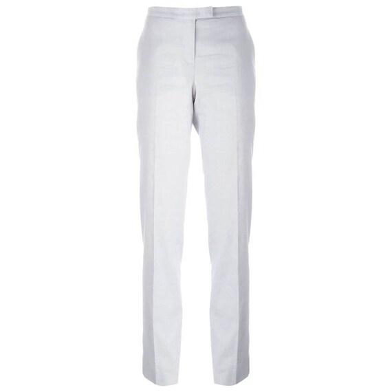Jil Sander 90s grey classic trousers