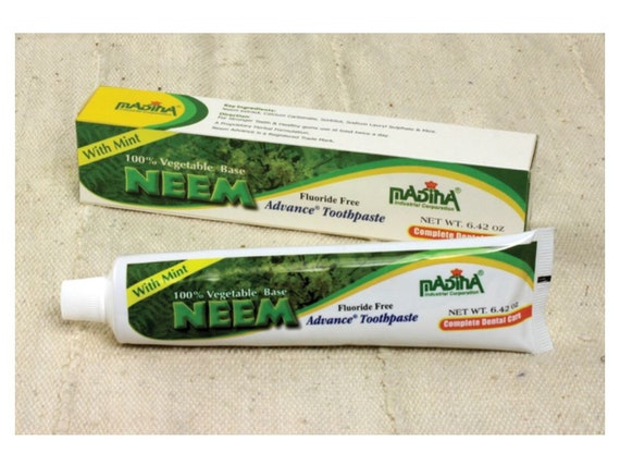 Face Bundle with Neem Advance Toothpaste