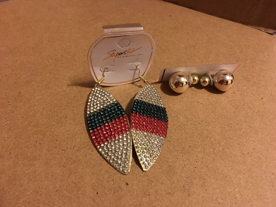Gucci Inspired Earrings
