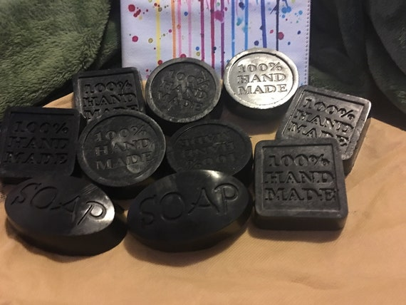 Body Charcoal soap great for body acne