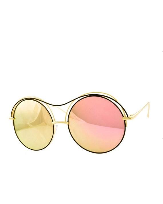 Round Rim Sunglasses
