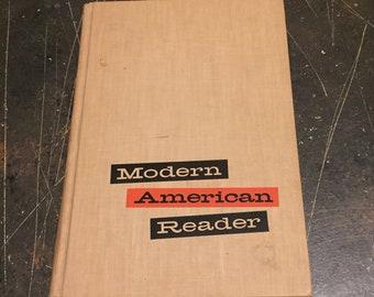 Modern American Reader, 1958