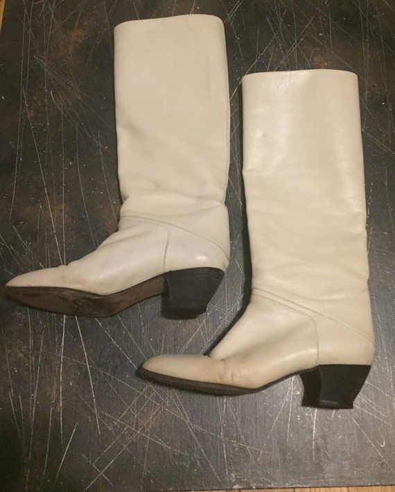 Vintage 60s Go Go Boots