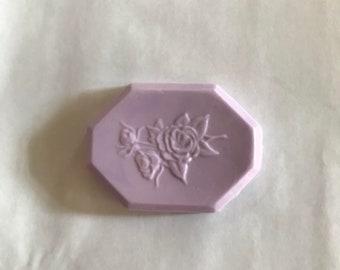 Handmade Lavender Rose Soap