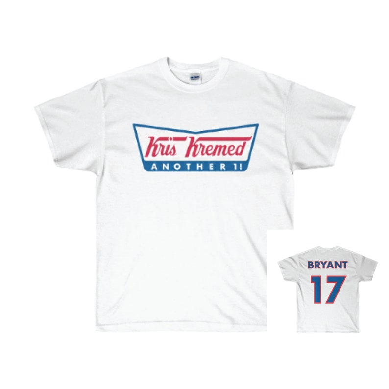 premium selection 4af6d fb6ee Kris Bryant - Jersey T Shirt