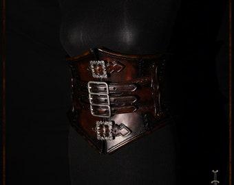 Pirate waist cincher