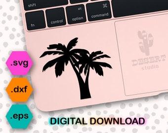 palm tree svg, palm tree dxf, palm tree cut file, palm tree eps, palm tree cricut, palm tree cameo, palm tree vector, tree svg, palm svg