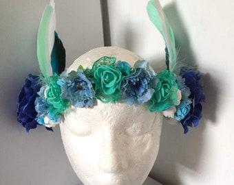 Fairy Flower Crown