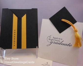 Graduation Gift Card Holder Card