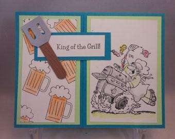 Gift Card Holder Card for Men