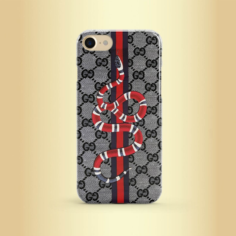 Inspired Gucci iPhone 8 Plus case Gucci Snake iPhone 7 iPhone  2438f35c5d6