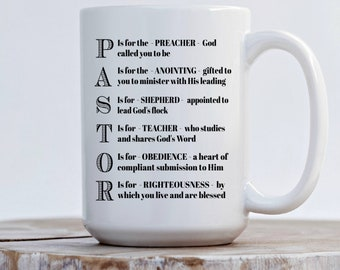 Pastor Gift For Appreciation Idea