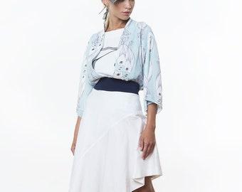 Georgette Kimono