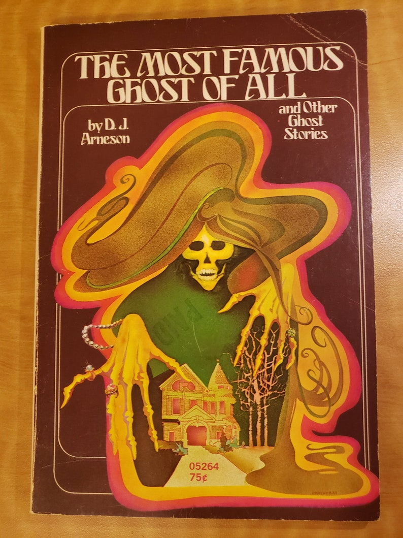 Incredible The Most Famous Ghost Of All And Other Ghost Stories By D J Arneson Illustrated Paperback 1971 Download Free Architecture Designs Rallybritishbridgeorg