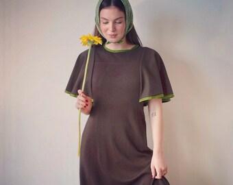COCOA MAXI DRESS