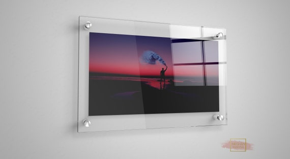 Premium Acrylic Photo Wall Art - Picture Frame- Art Piece