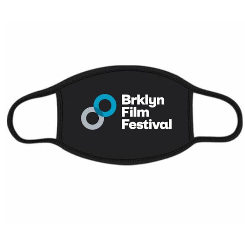 Brooklyn Film Festival Branded Mask image 0
