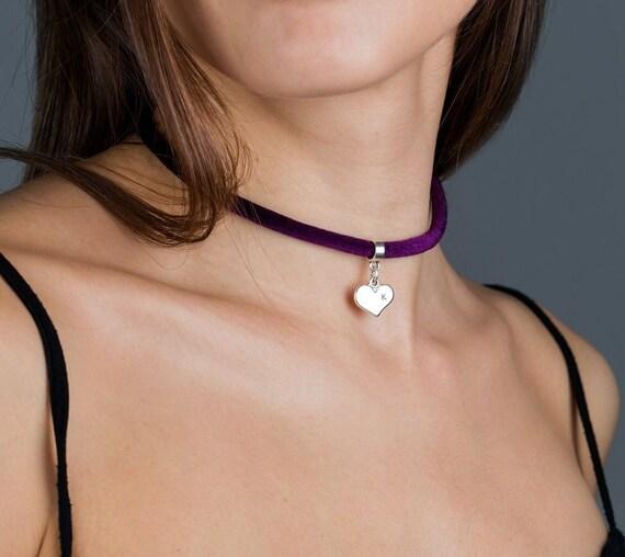 Sterling Silver Collar Necklace Slave Collar BDSM Collar Discreet BDSM Day Collar bdsm Jewelry Discreet Day Collar Submissive Collar