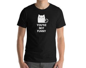 Cat Face Shirt Cat T-Shirt