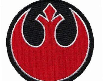 Star Wars Rebel Alliance Jedi Order Hook Patch