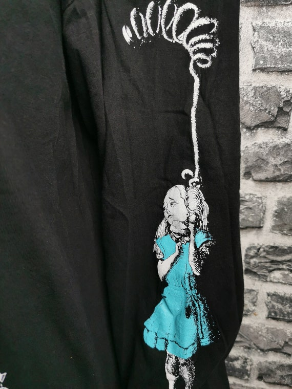 ALICE IN CHAINS 1992 Vintage Longsleeve Shirt Ali… - image 7