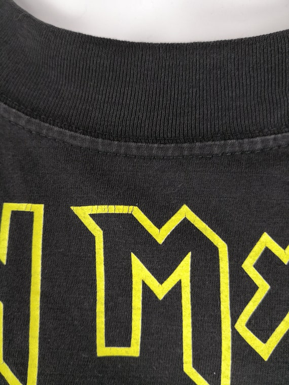 IRON MAIDEN 1984 Vintage T-Shirt Aces High Classi… - image 5