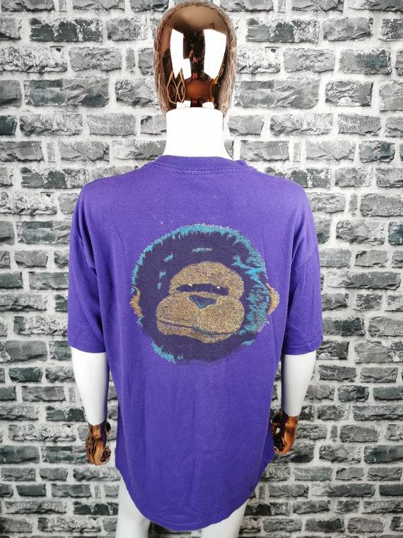 DINOSAUR Jr 1992 Vintage T-Shirt / Mega Rare / Ha… - image 2