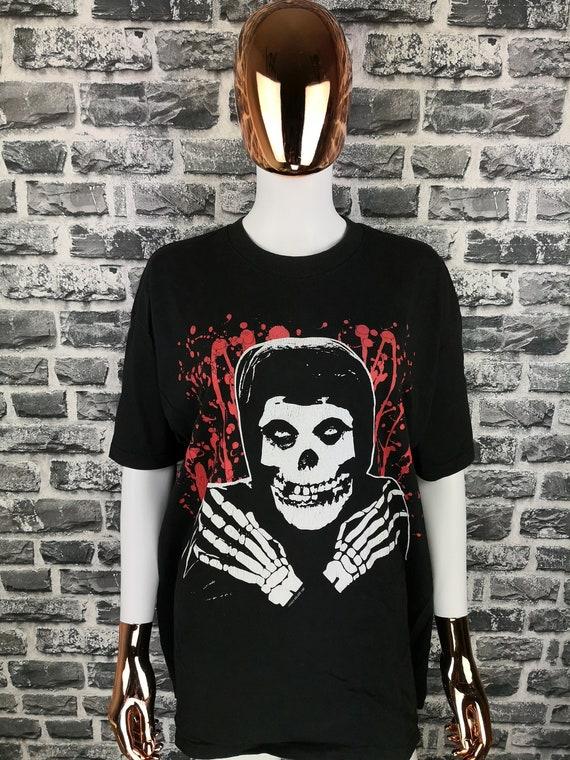 MISFITS 1997 Vintage T-Shirt / Danzig / Hardcore P