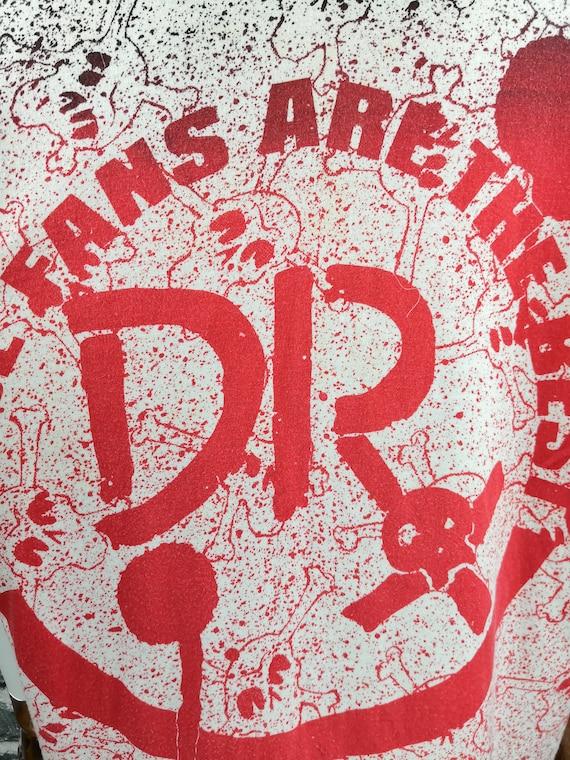 MOTLEY CRUE 1990 Vintage T-Shirt Dr Feelgood Rare… - image 6