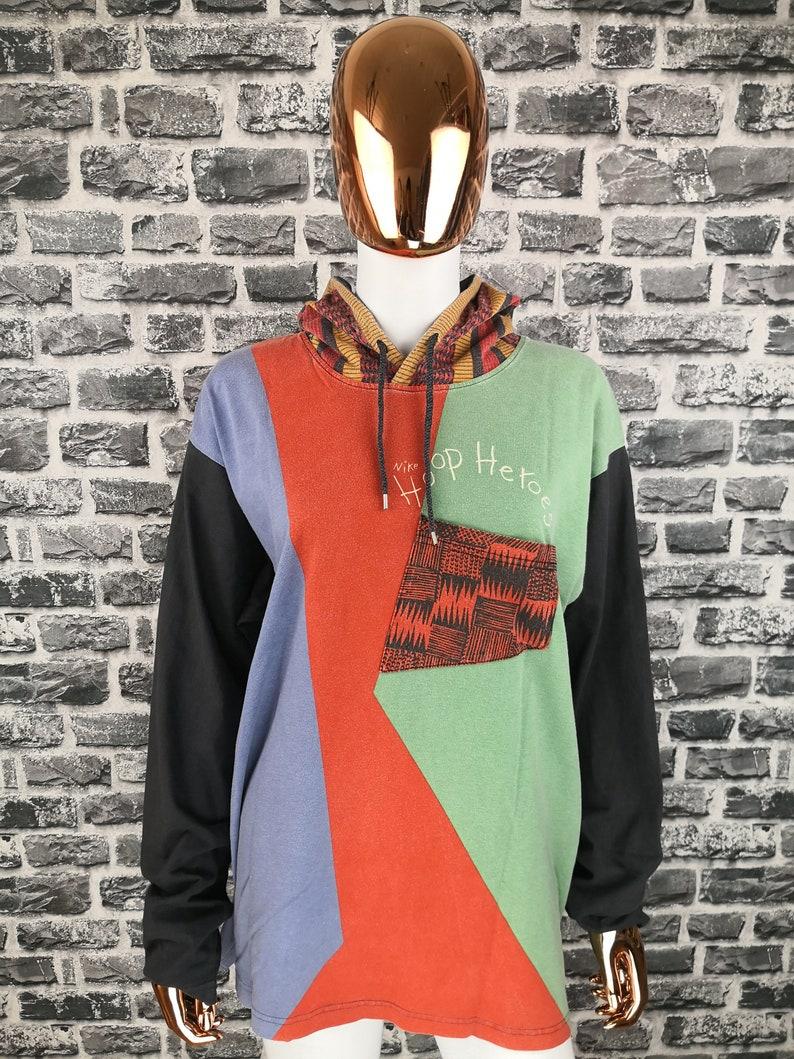 ee4c3536eb29 NIKE HOOP HEROES 90s Vintage T-Shirt Michael Jordan   Pippen