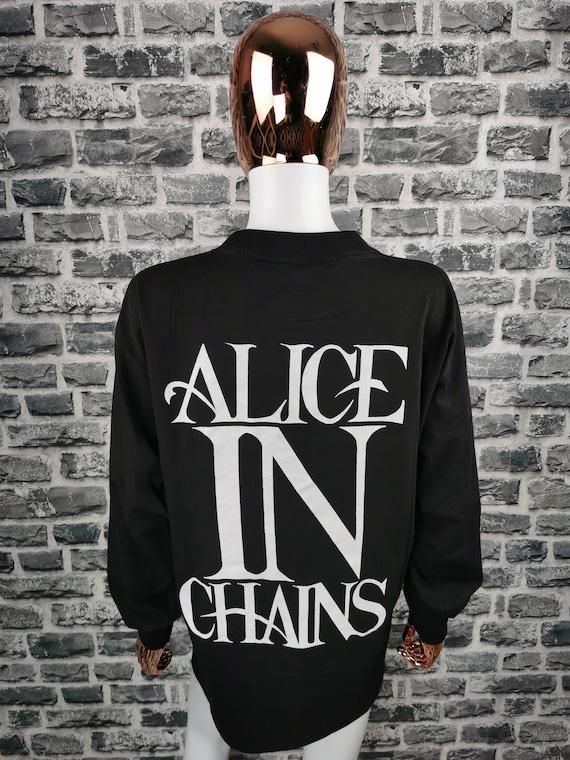 ALICE IN CHAINS 1992 (Unworn) Vintage Longsleeve … - image 2