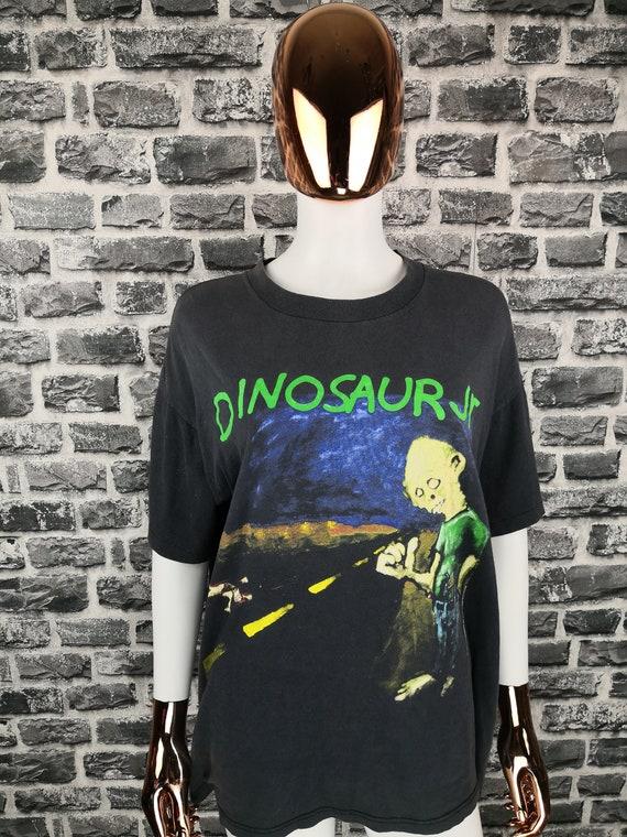 DINOSAUR Jr 1993 Vintage T-Shirt Where You Been /