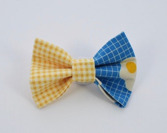Sunny Side Up - Dog Bow Tie