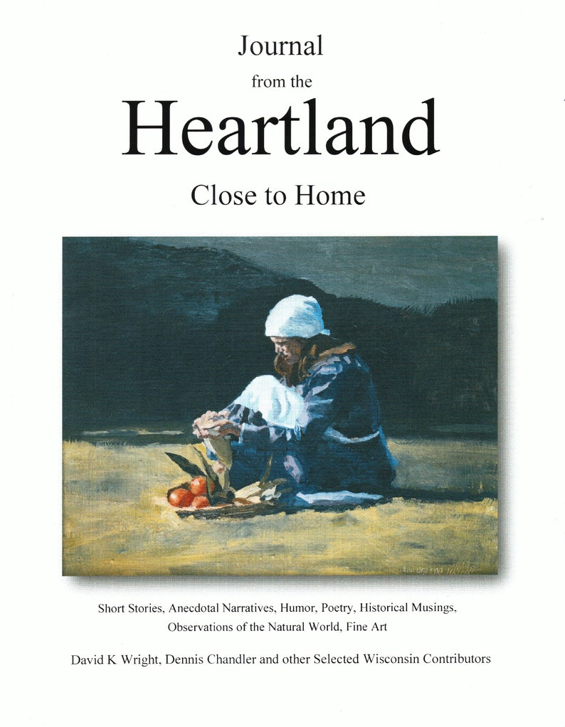 Journal from the Heartland Volume 2 Issue 1 image 0