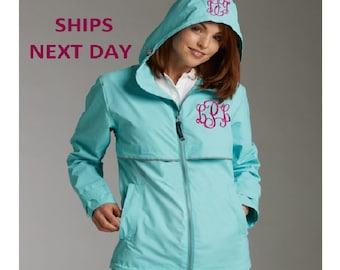 863bb271a Monogram rain jacket