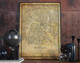 Dallas decor | Etsy