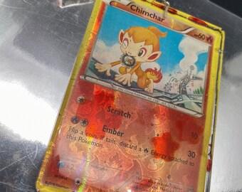 390 Chimchar Fire Pokemon Starter Keychain