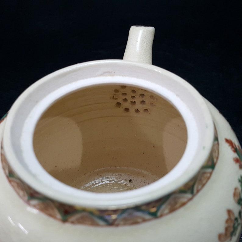 Satsuma Tea Set Meiji