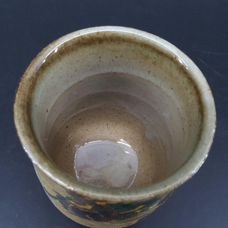 Kutani Hakuho Mouse Tea Cup WBOX