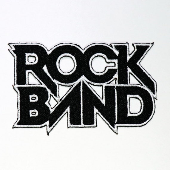 Rock Band Patch Heavy Metal Hard Rock Music Punk Sign Symbol Etsy