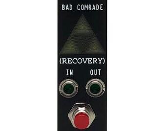 BAD COMRADE V3 EURORACK ( 4hp Glitch, Pitch, Slice and Dice Modular Device )