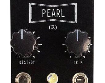 PEARL (Heavy Low-End Eurorack Fuzz)