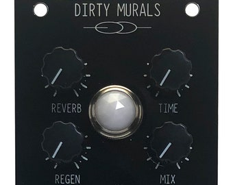 Dirty Murals  (Delay and Reverb) Modular Device