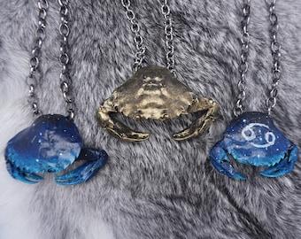 Big Crab necklace