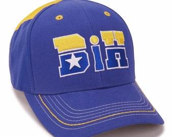Bosnia and Herzegovina (BiH) 3D cap
