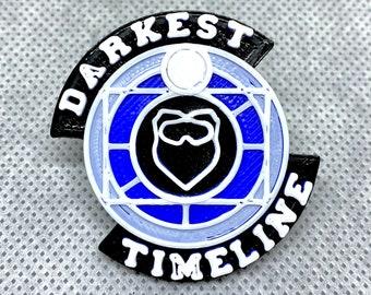 Darkest Timeline Pin
