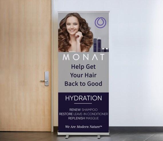 Monat Hydration Banner Etsy