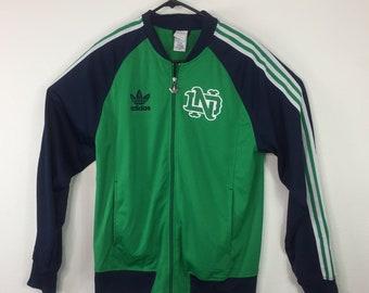 Notre Dame University Fighting Irish Vintage Shirt Large | Etsy